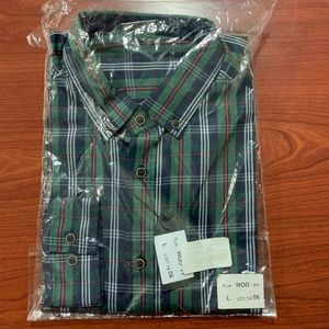 Men's  Of all  Threads Checked shirt